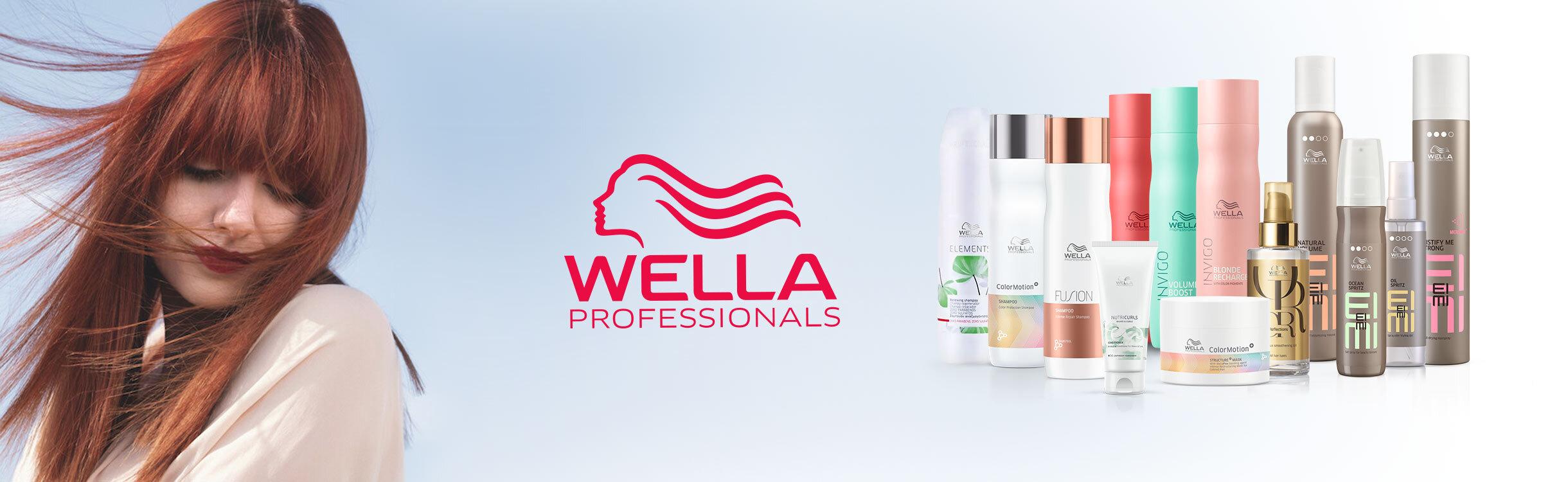Tratamento Wella Professionals