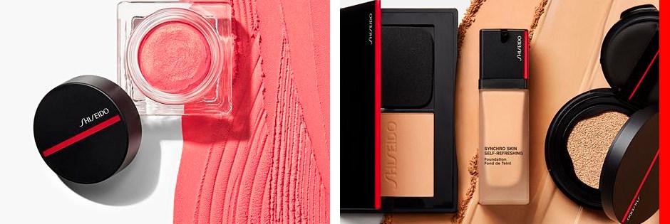 Kits Shiseido de Maquiagem
