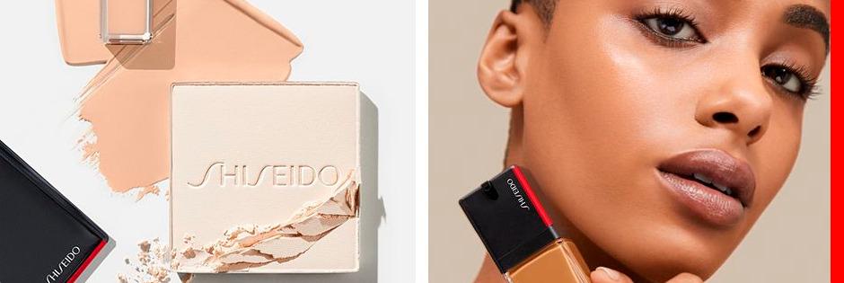 Contorno e Bronzer Shiseido