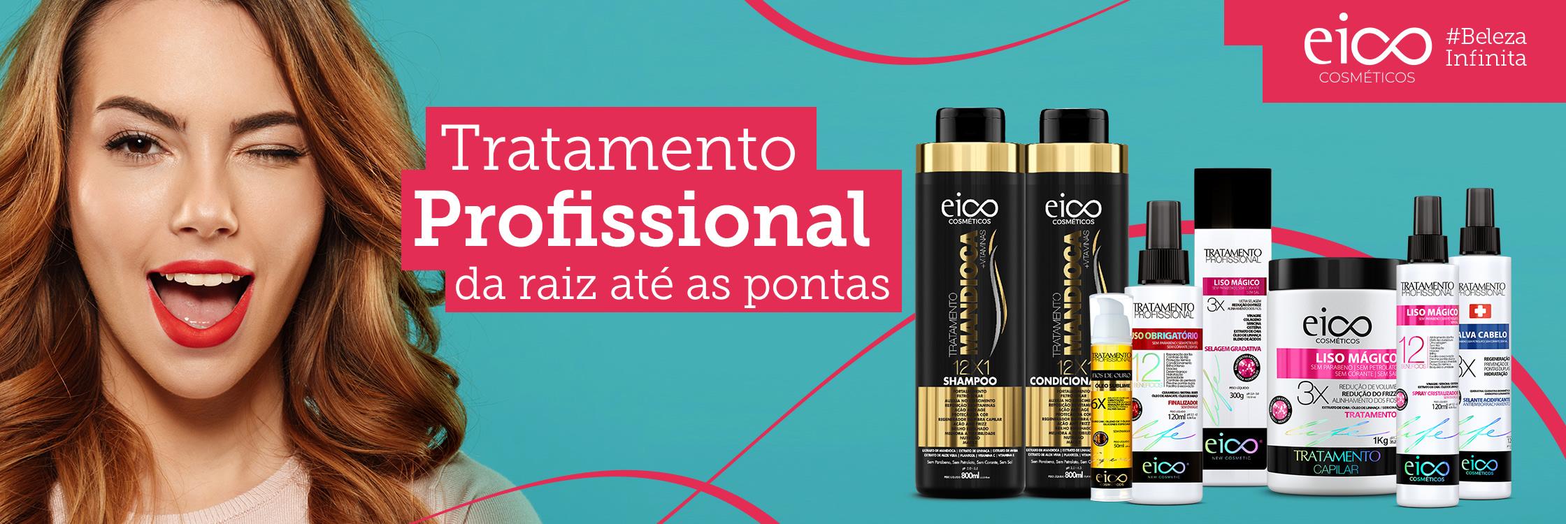 Shampoo EICO Cosméticos