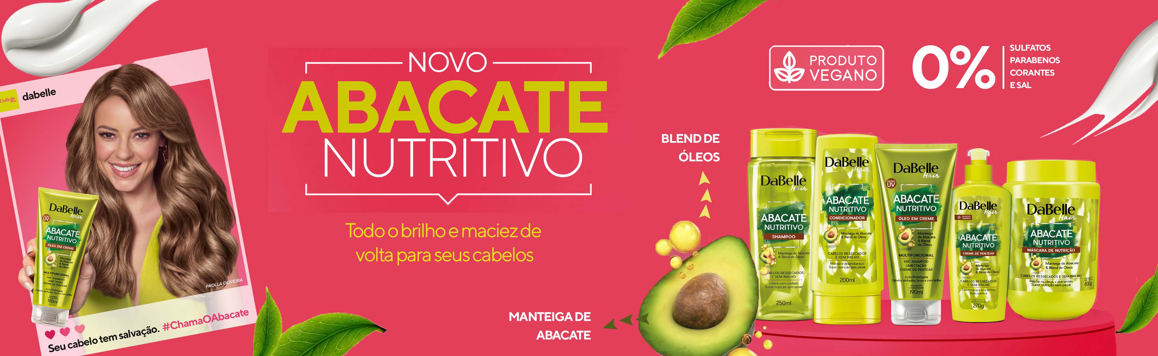 Abacate Nutritivo