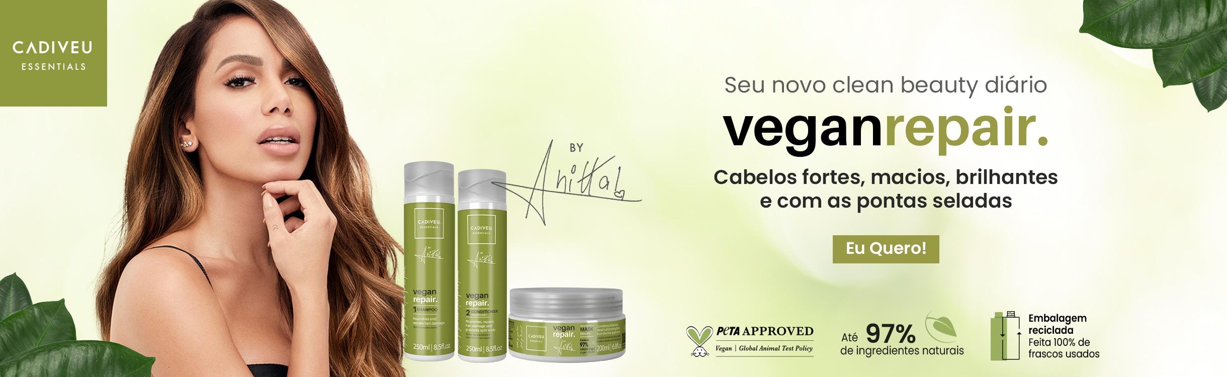 Cadiveu Professional Essentials Vegan Repair by Anitta
