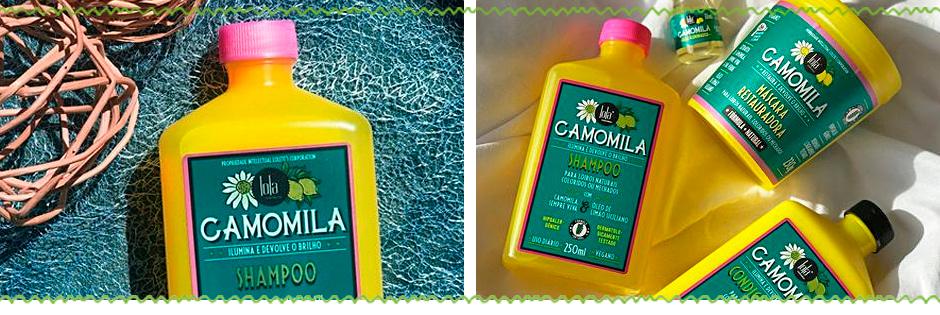 Lola Cosmetics Camomila
