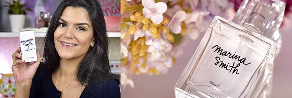 Perfumes e Perfumaria Marina Smith Femininos