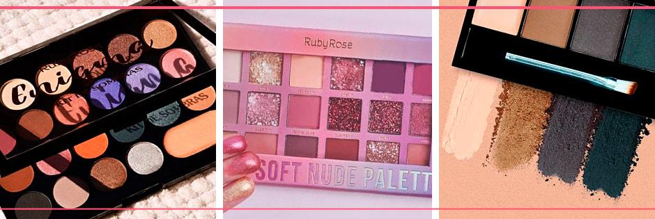 Paleta de Maquiagem Ruby Rose