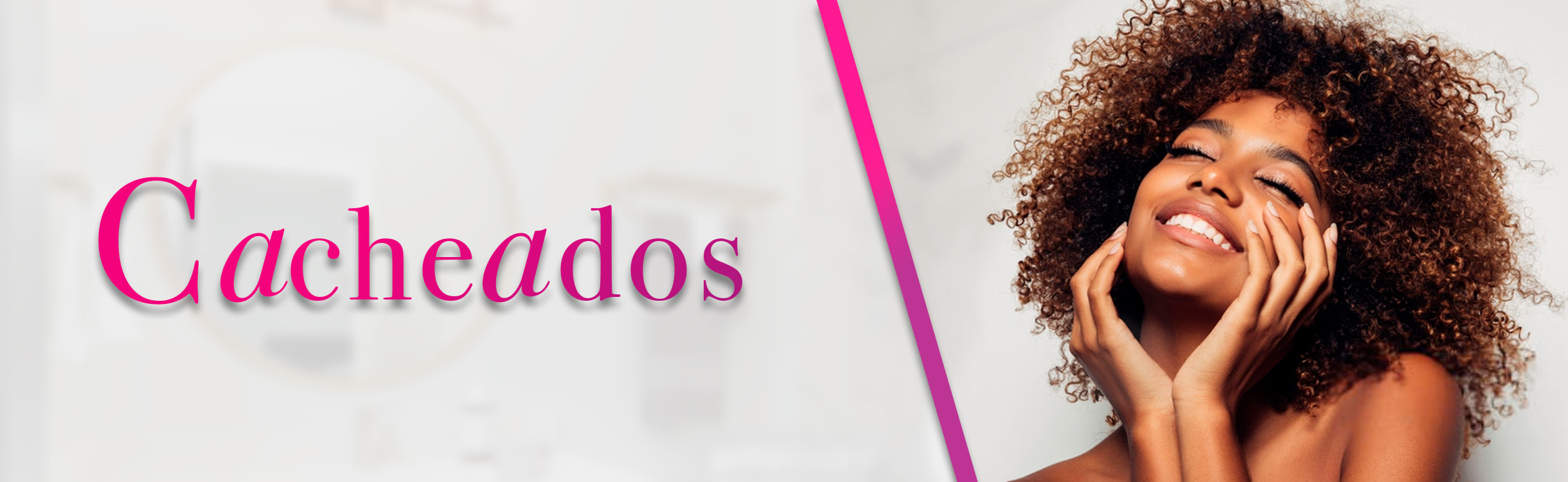 Cabelos Cacheados ou Ondulados