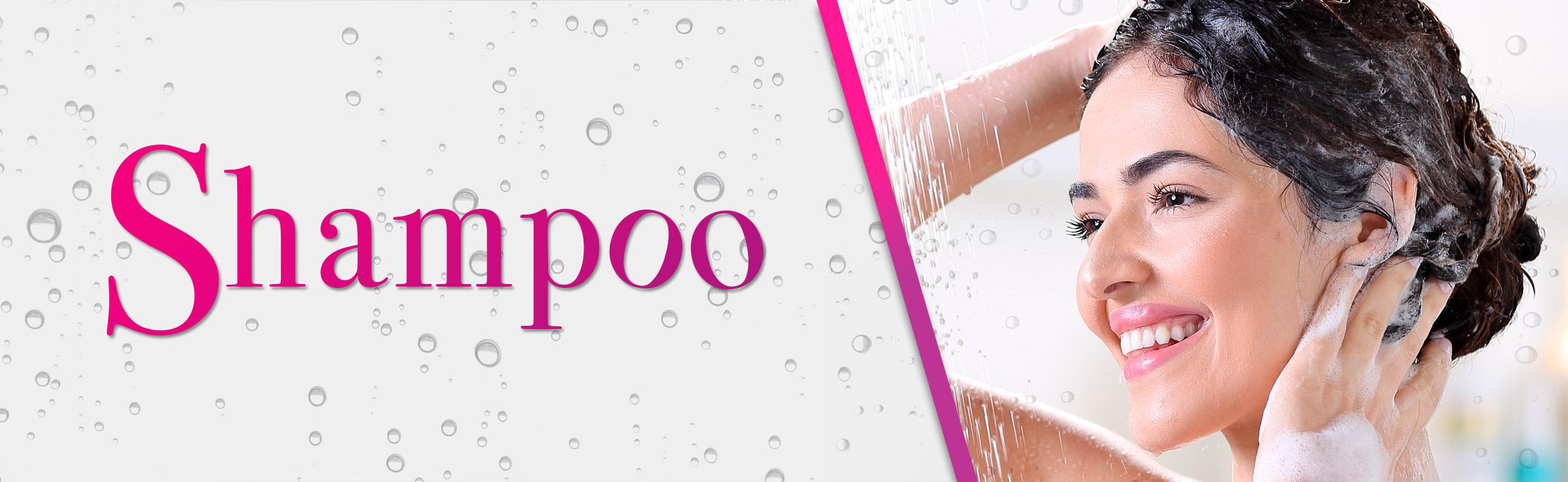 Shampoo Anticaspa ou para Problemas do Couro Cabeludo