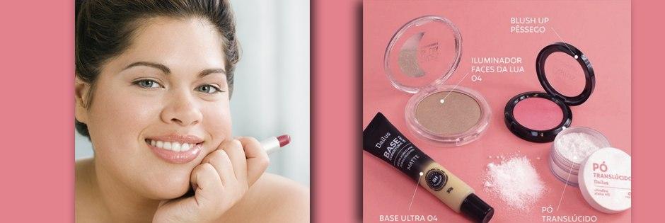 Maquiagem Facial Dailus