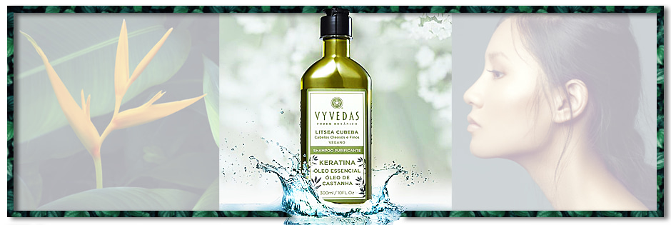 Shampoo Vyvedas