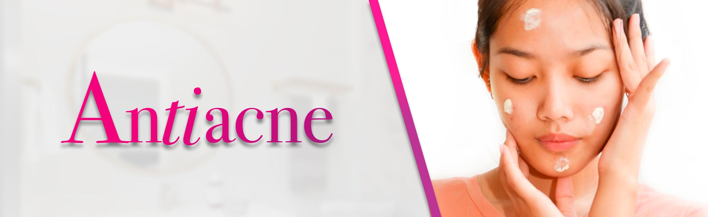 Tratamento para Espinhas e Acne