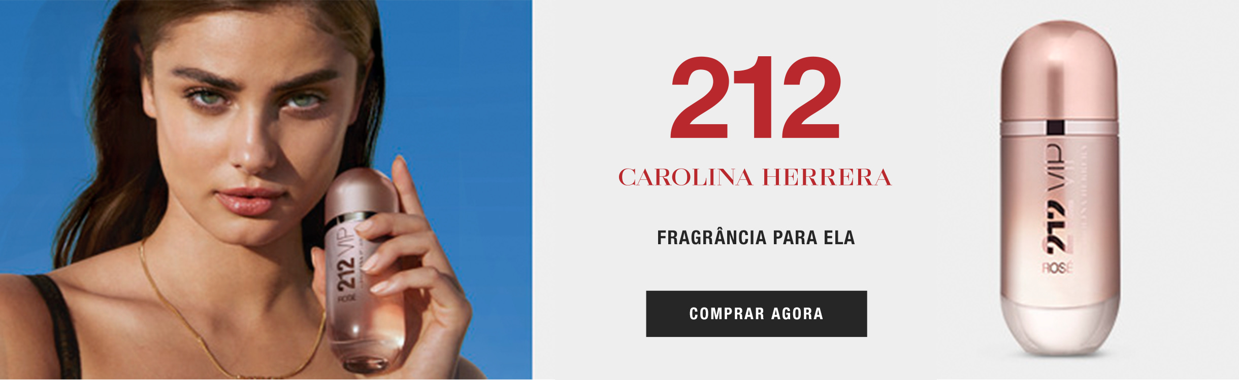 Perfumes e Perfumaria Carolina Herrera Femininos