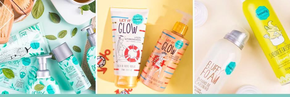 Protetor Solar e Bronzeamento Beautybox