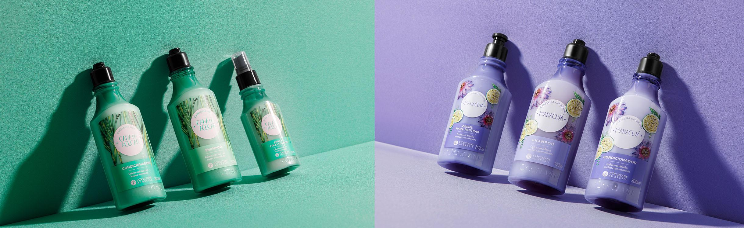 Shampoo L'Occitane au Brésil