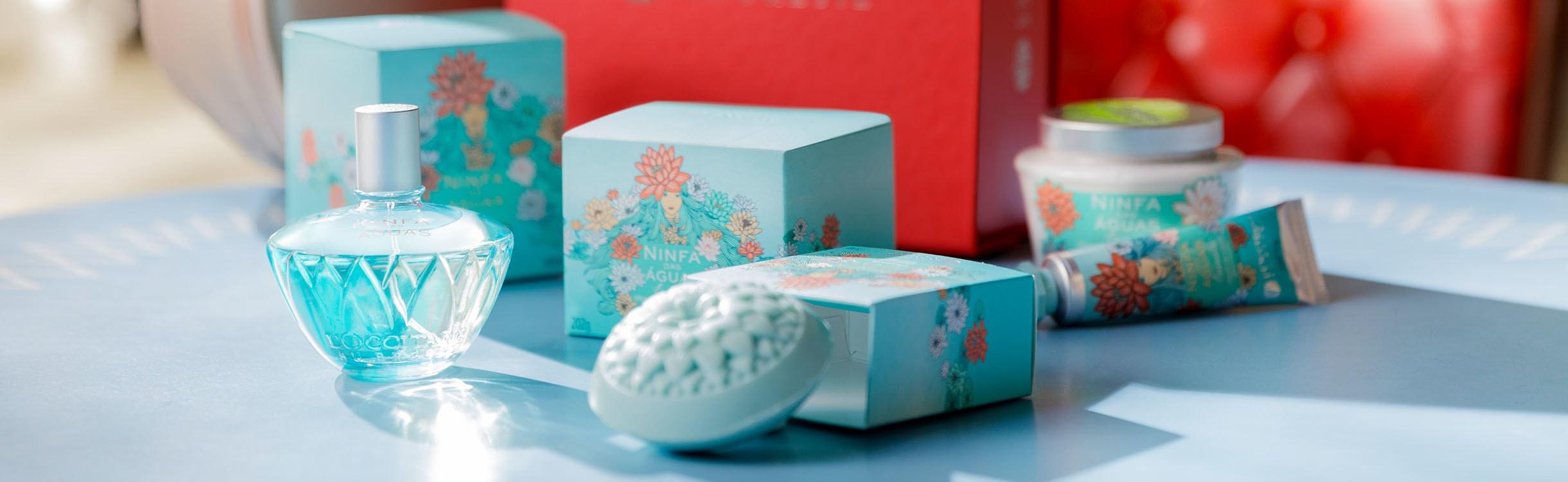 Perfumes e Perfumaria L'Occitane au Brésil