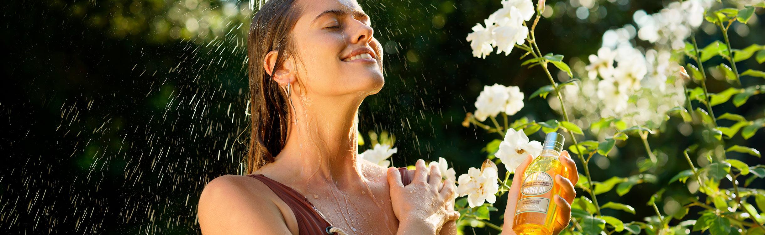 Cuidados para o Banho L'Occitane en Provence