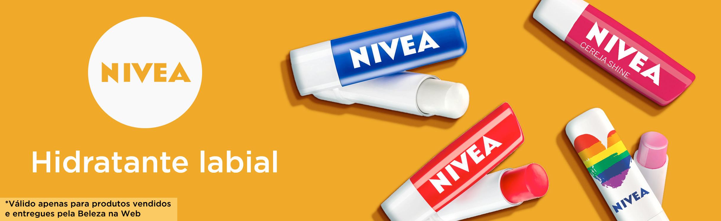 Nivea | Hidratante Labial