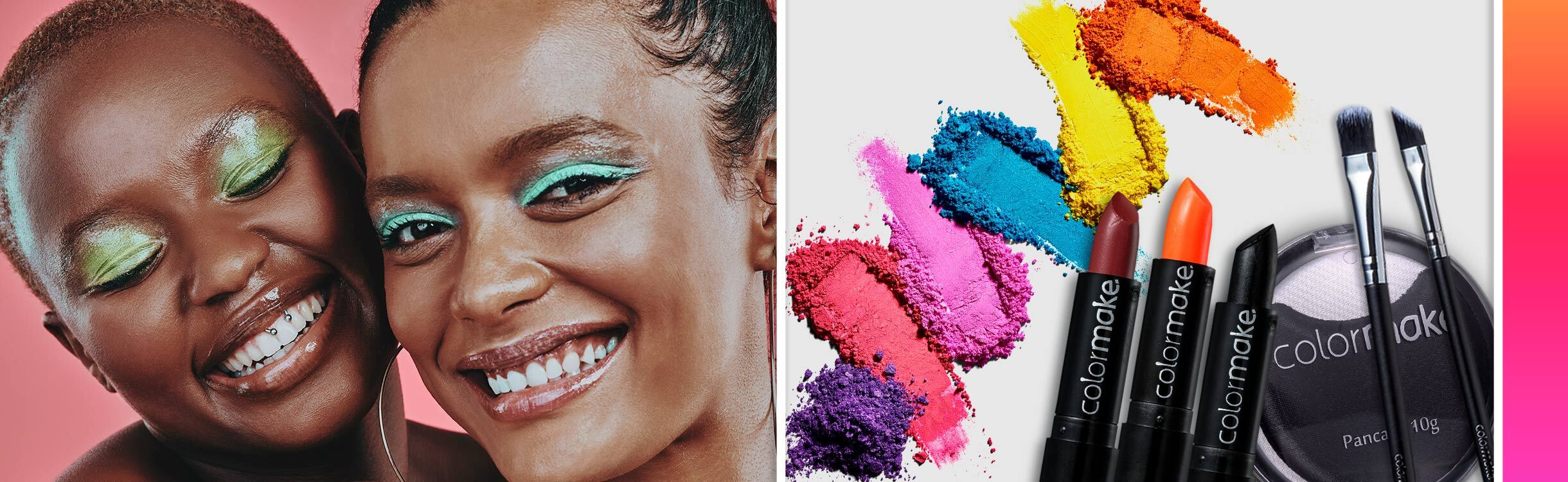 Maquiagem Colormake