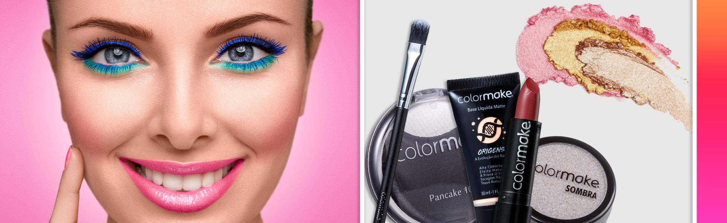 Maquiagem Facial Colormake