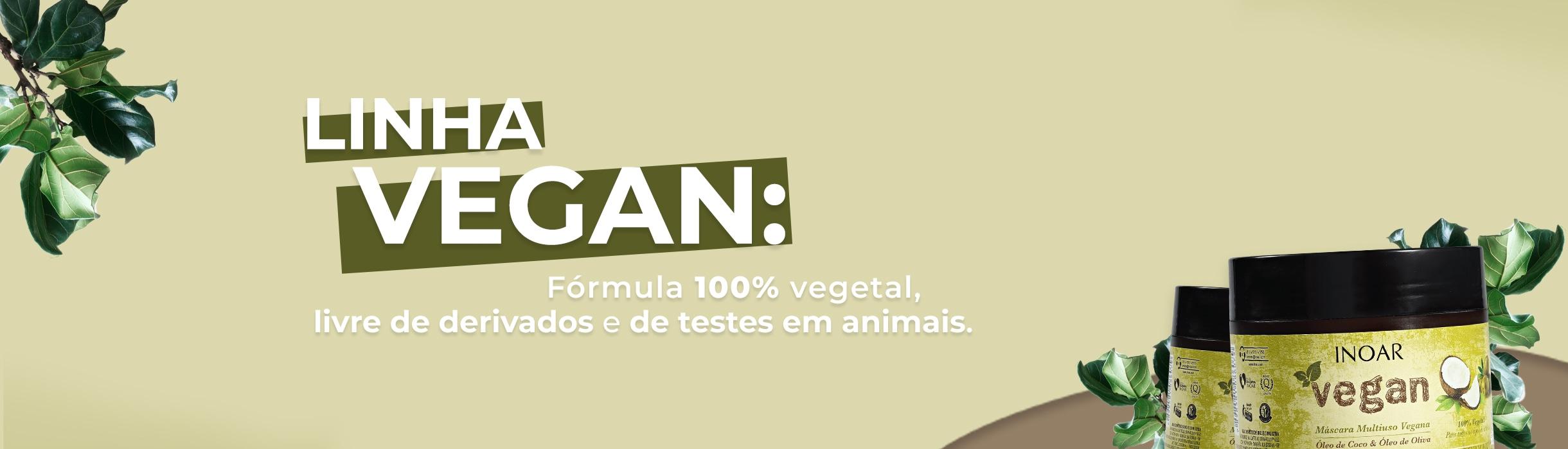 Linha Vegan Inoar