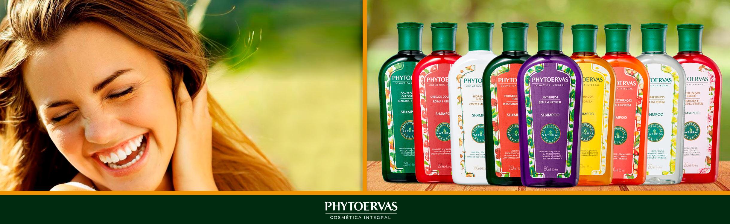 Shampoo Phytoervas