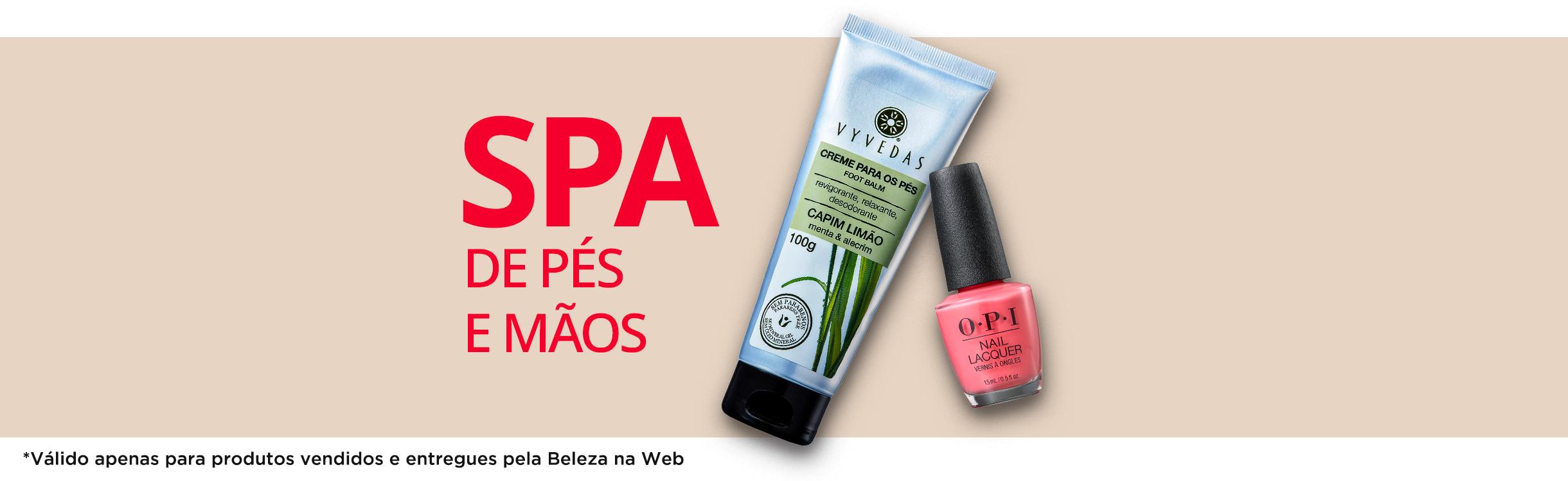 Tata Shop | SPA de Pés e Mãos