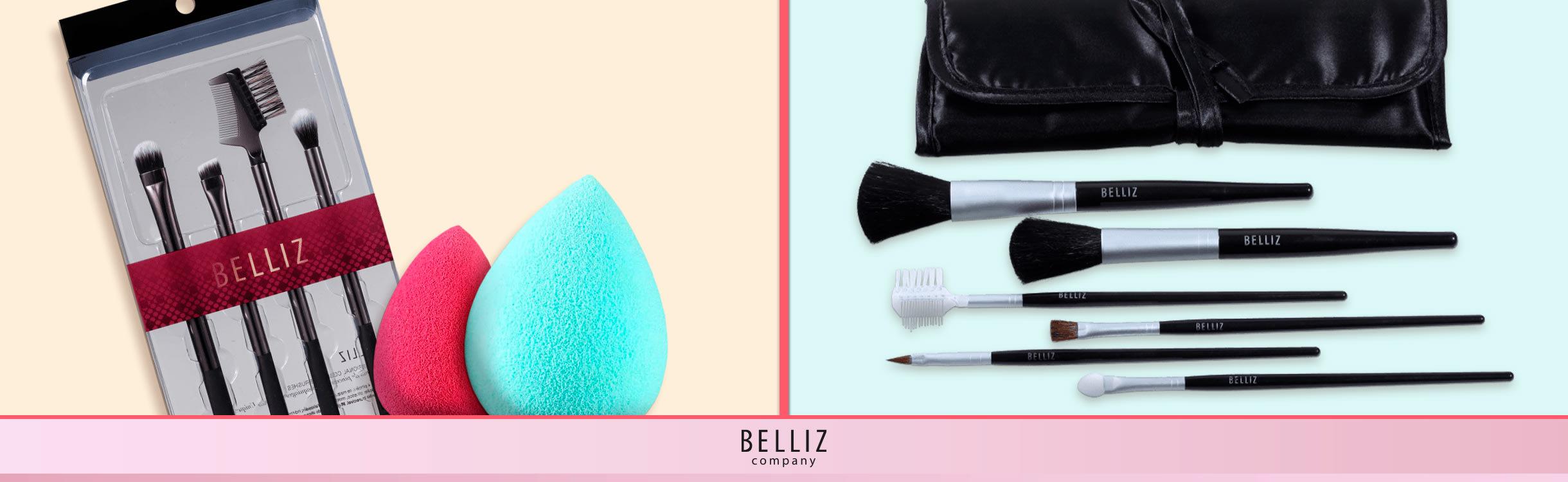 Kits Belliz de Maquiagem