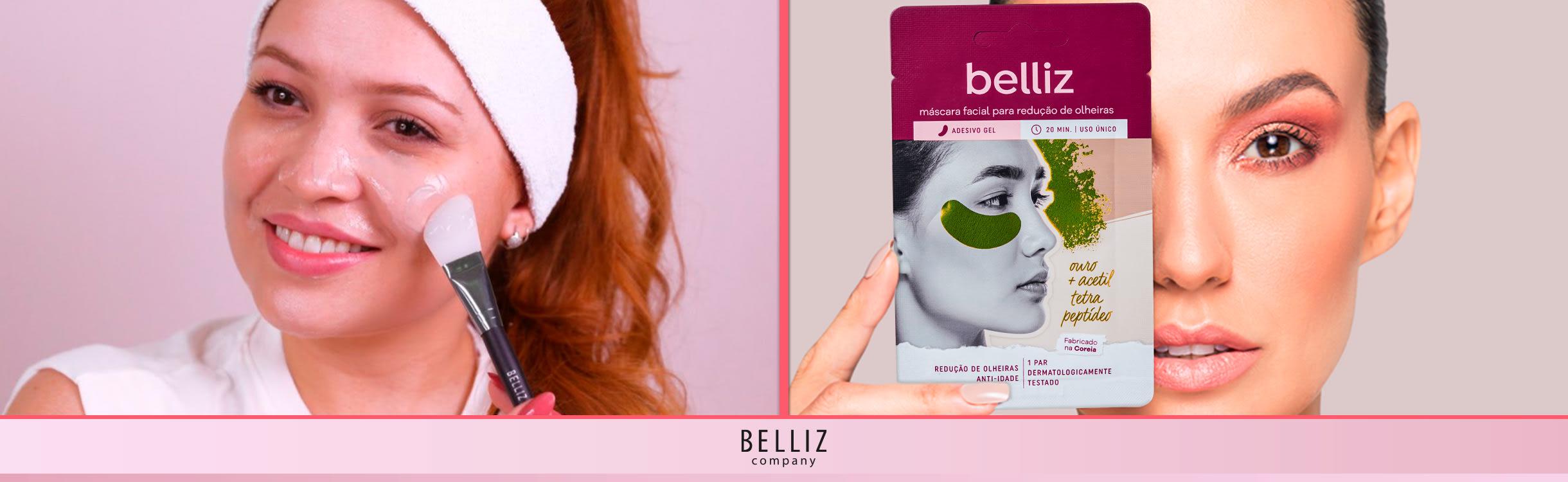 Belliz/Maquiagem/Rosto/Demaquilante