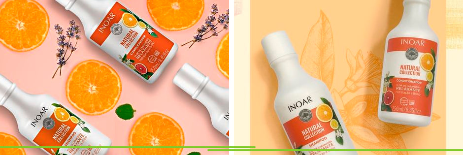 Inoar Natural Collection