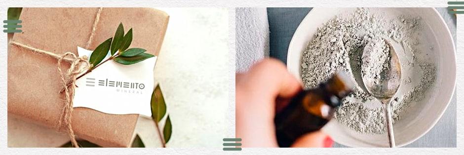 Kits Elemento Mineral de Tratamento de Pele