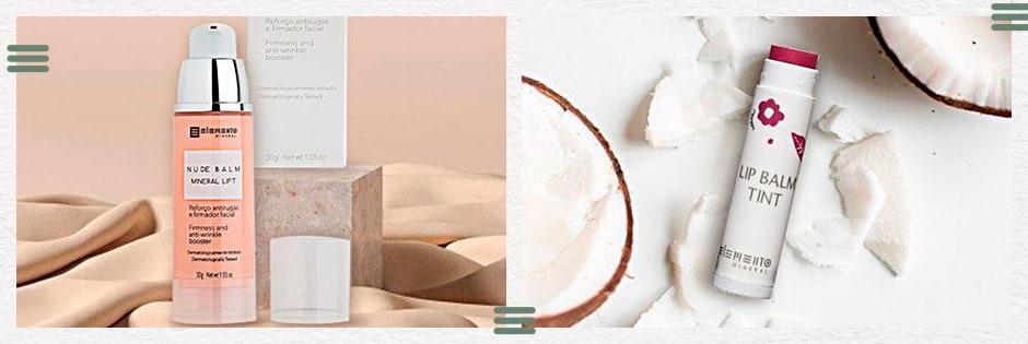 Maquiagem Elemento Mineral para Boca