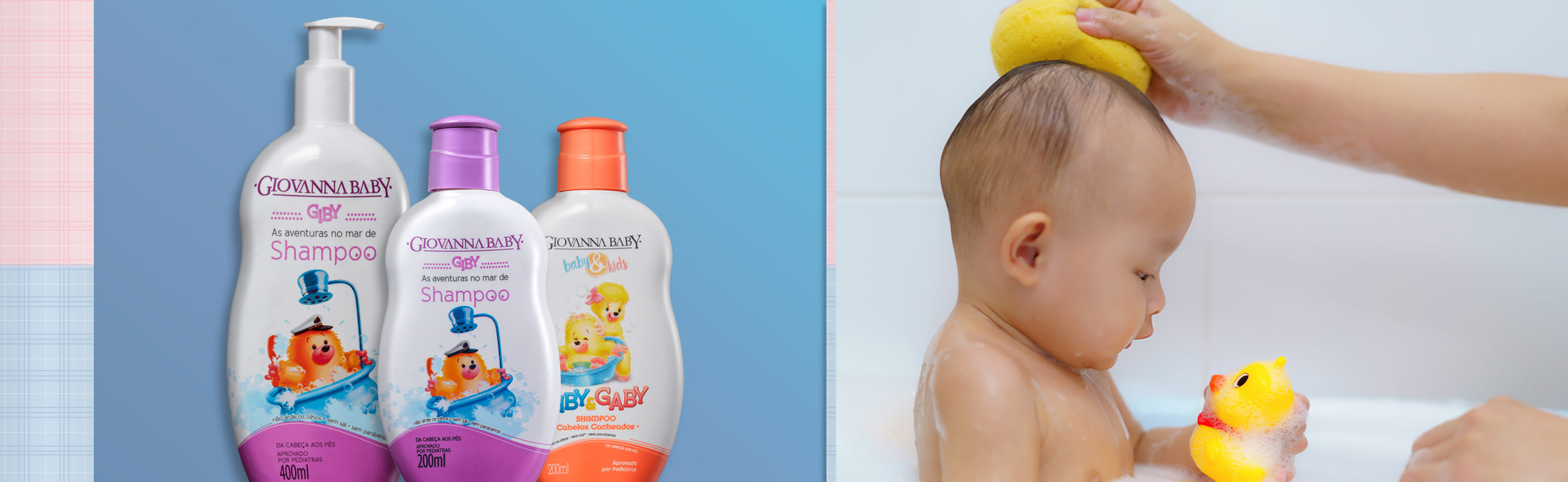 Shampoo Giovanna Baby