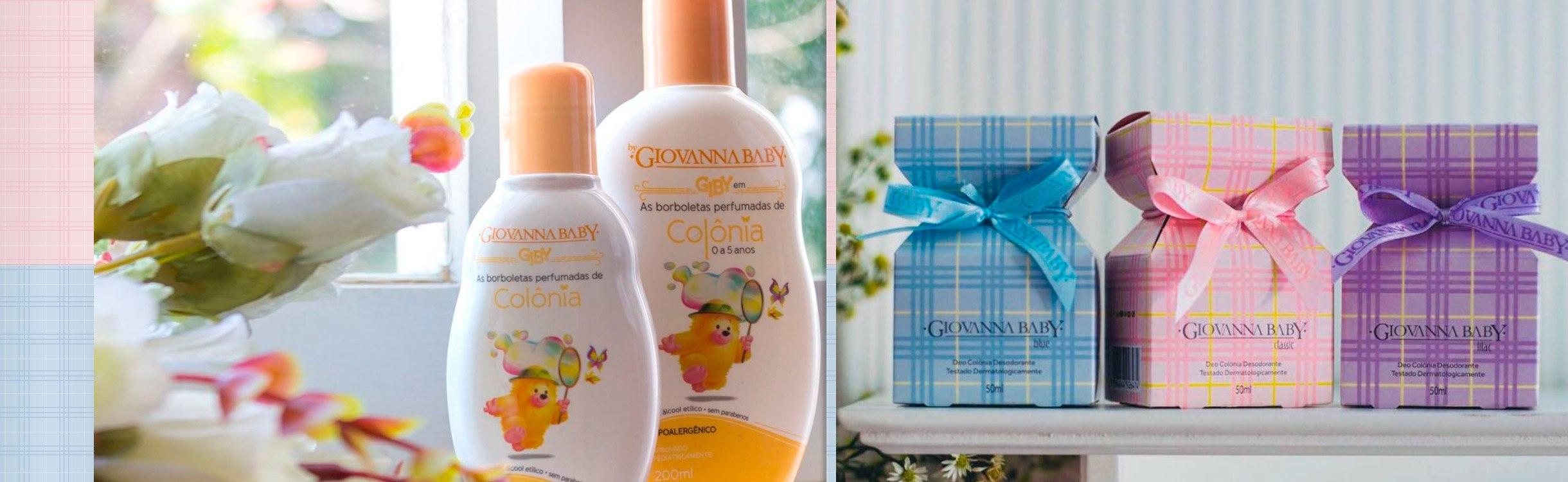 Perfumes e Perfumaria Giovanna Baby Infantil