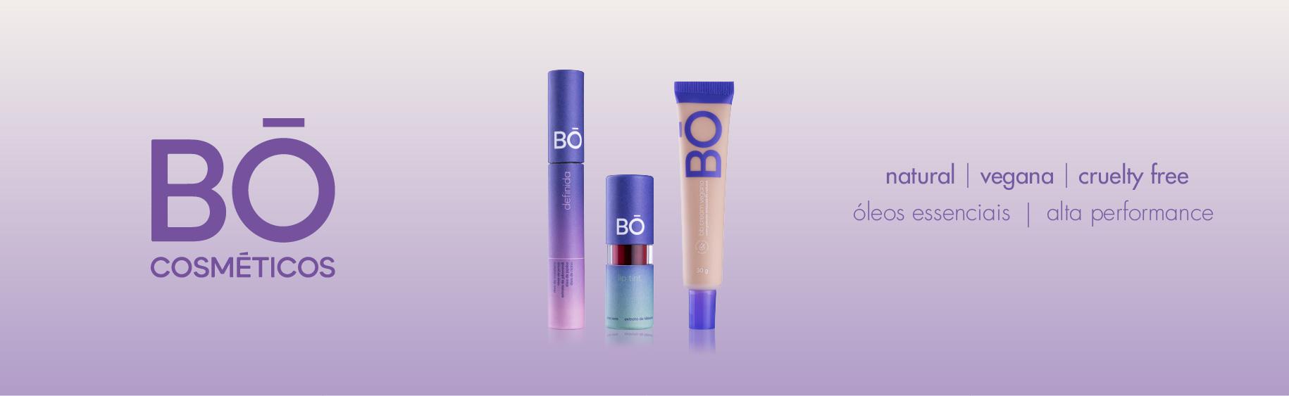 Maquiagem BO Cosméticos