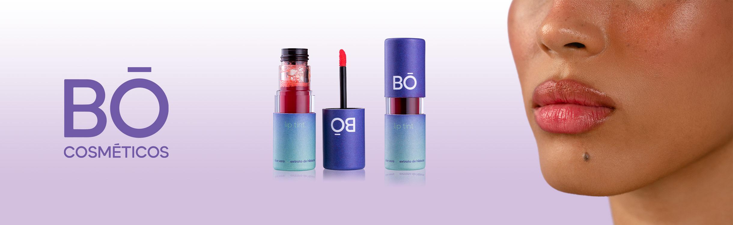 Maquiagem BO Cosméticos para Boca