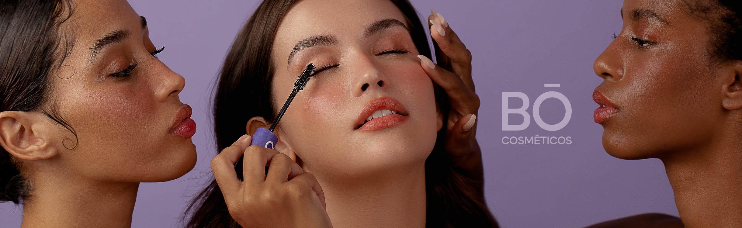 Maquiagem BO Cosméticos para Olhos