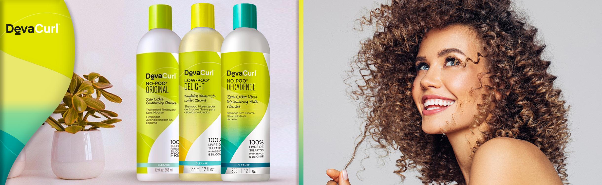Shampoo Deva Curl