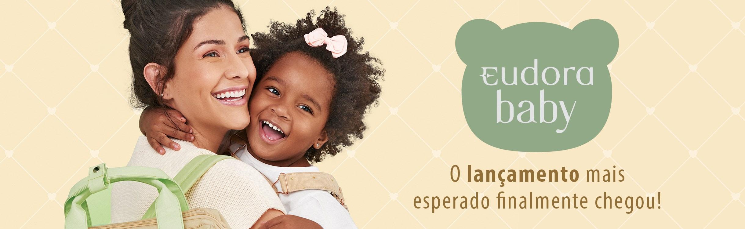 Eudora Baby/Cuidados para Pele/Kits de Tratamento