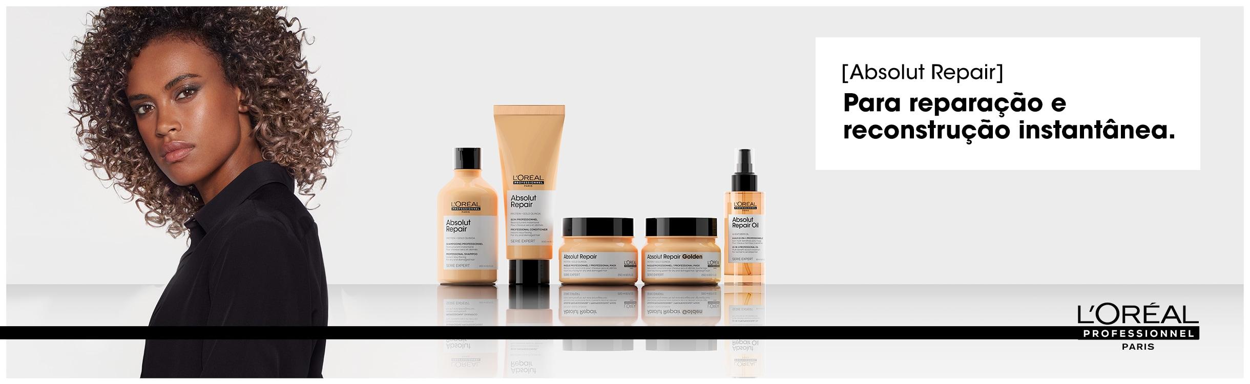 L'Oréal Professionnel Absolut Repair Gold Quinoa + Protein