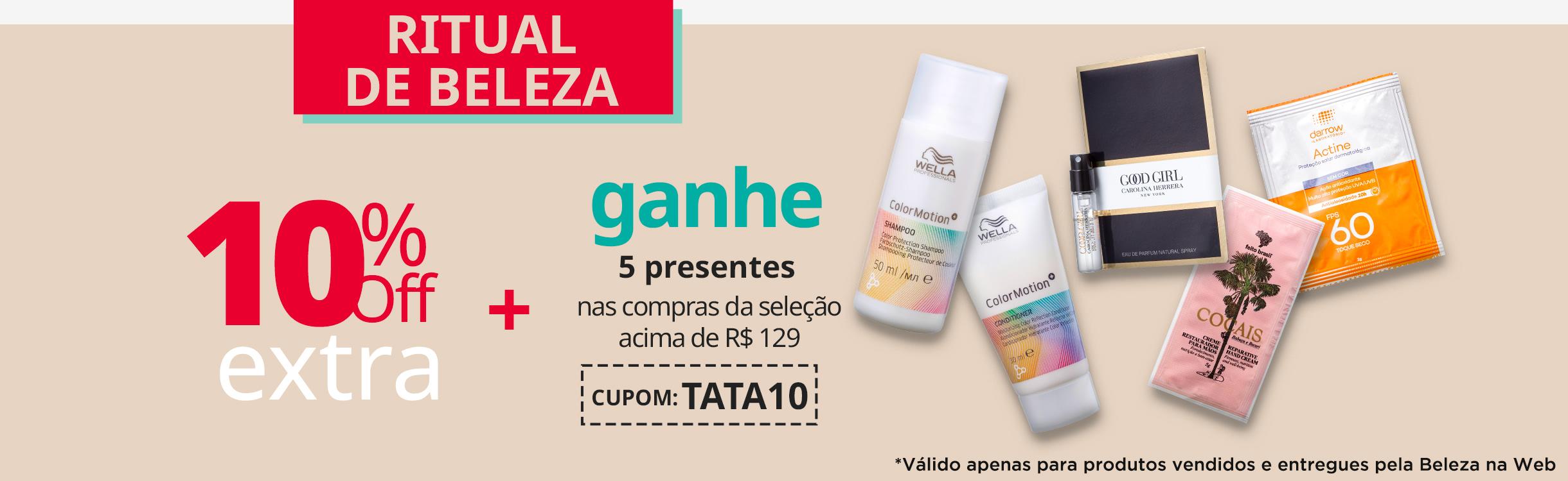 Tata Shop   Ritual de Beleza