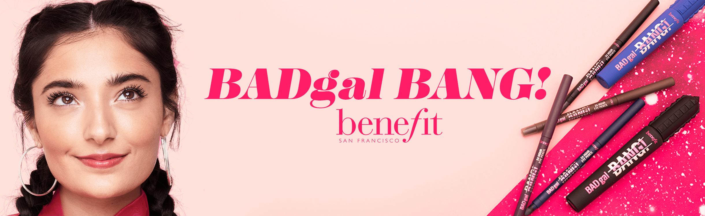 Benefit Cosmetics BADgal Bang!