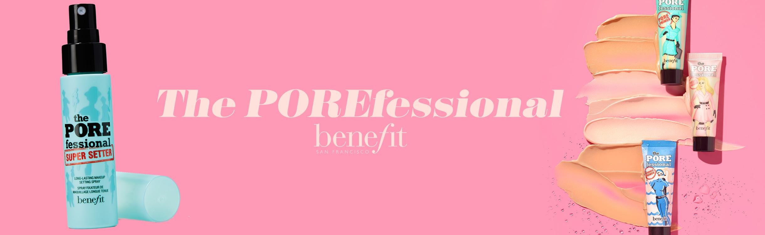 Fixador de Maquiagem Benefit Cosmetics