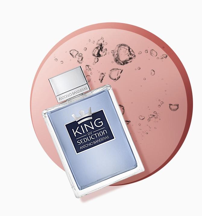8d3b13f69b SHOP  Perfume Masculino – King of Seduction Antonio Banderas Eau de Toilette