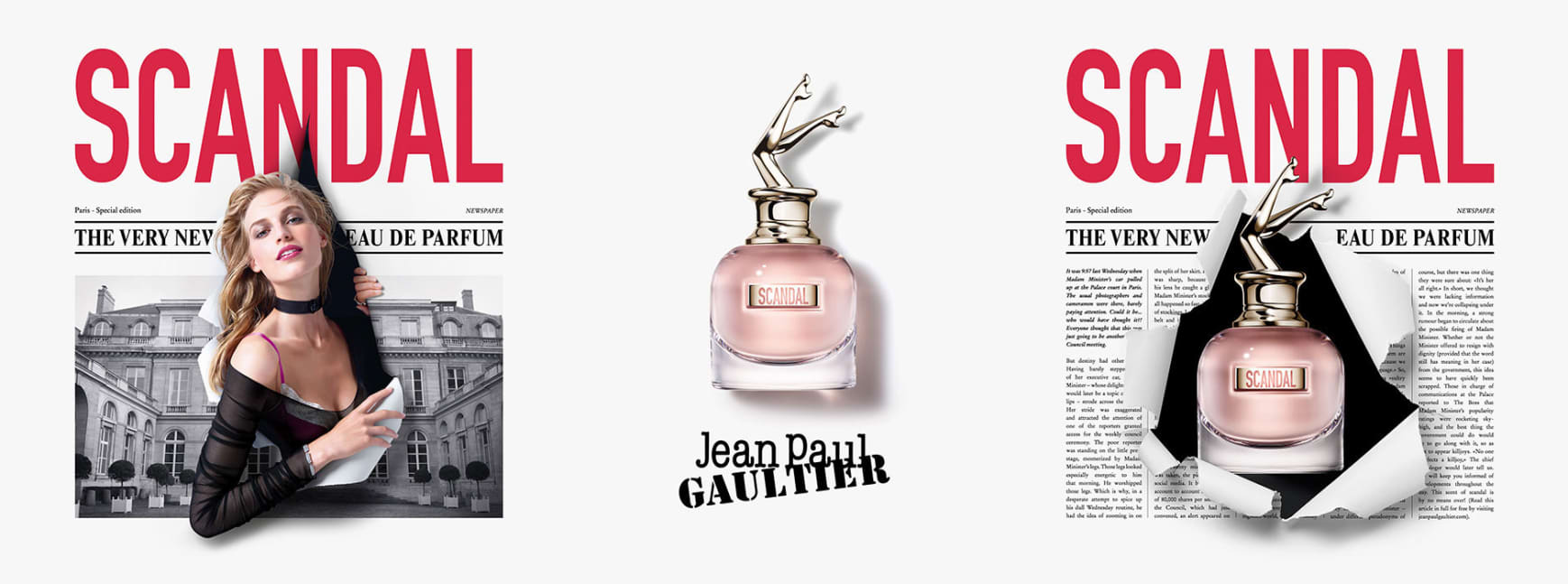 Jean Paul Gaultier: Scandal