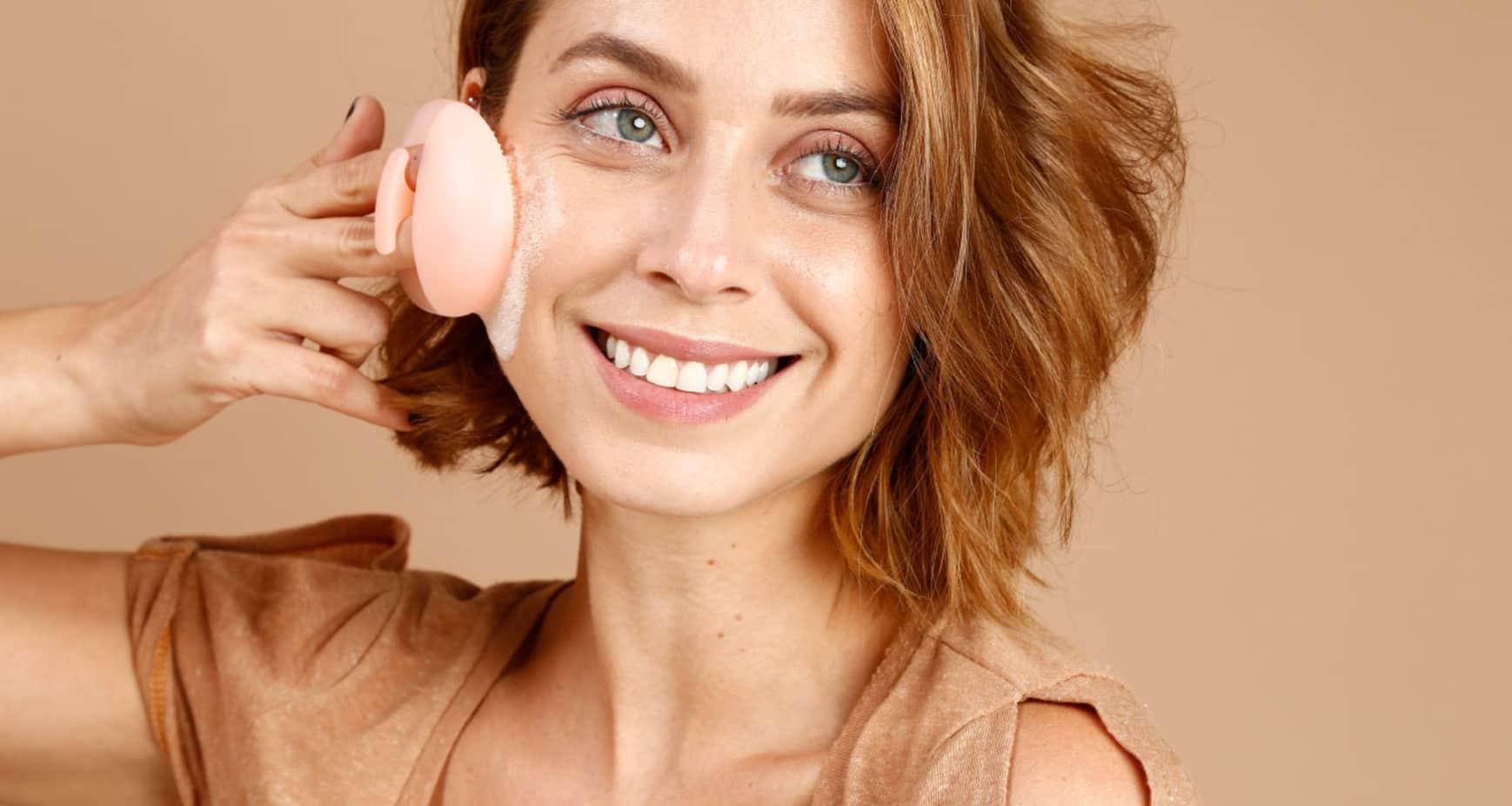 Cean Face Pad - Esponja de Limpeza Facial