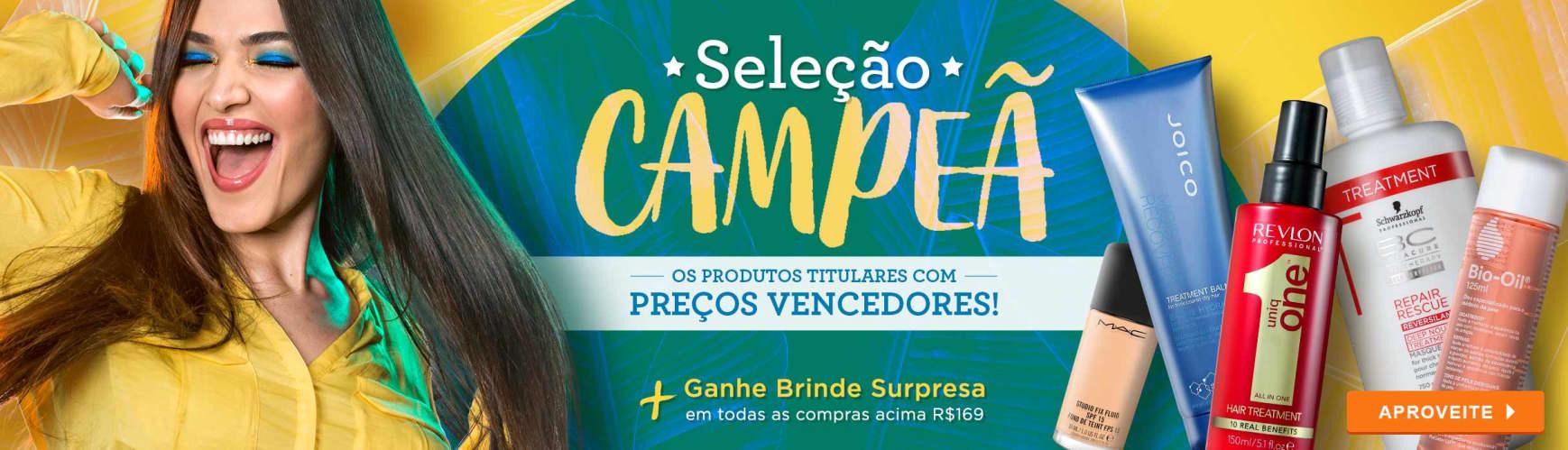 Home: Copa do Mundo - Seleção Campeã + Brinde Surpresa