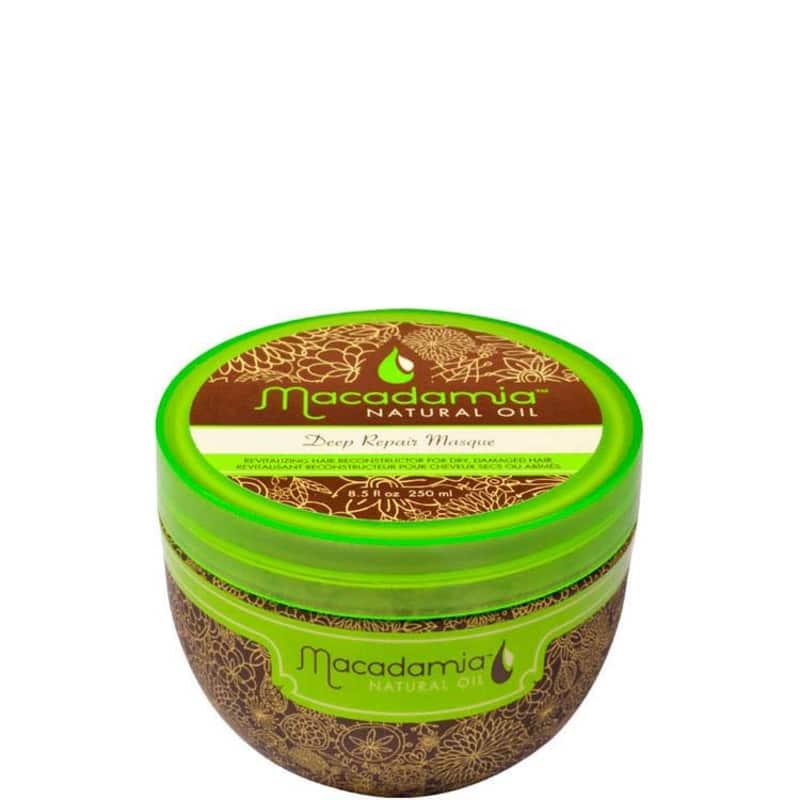 Macadamia Natural Oil Deep Repair Masque - Máscara de Tratamento 250ml