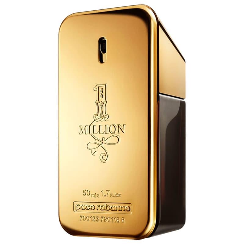1 Million Paco Rabanne Eau de Toilette - Perfume Masculino 50ml