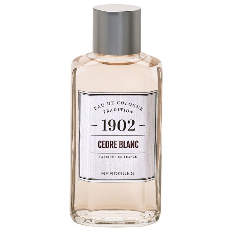 Cedre Blanc 1902 Tradition Eau de Cologne - Perfume Unissex 245ml