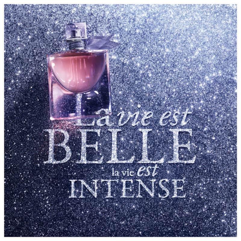 Kết quả hình ảnh cho Lancome La Vie Est Belle EDP + Body Lotion