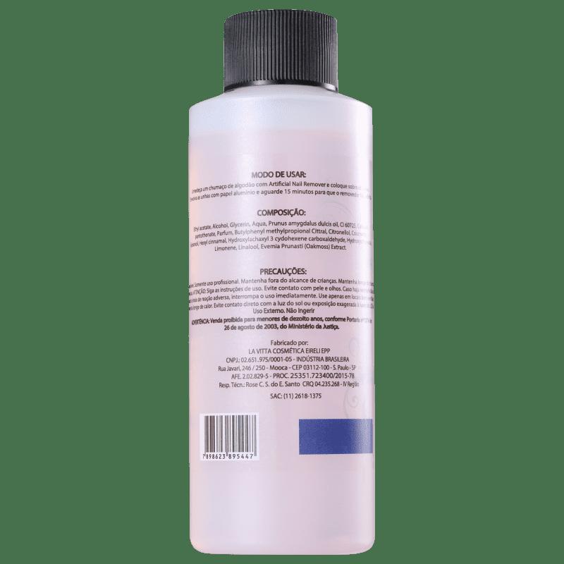 Removedor Gelish Artificial Nail Remover   Beleza na Web